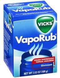 Vicks VapoRub to Treat Mosquito Bites